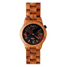 Load image into Gallery viewer, Gufo Fatal – Wooden Watch
