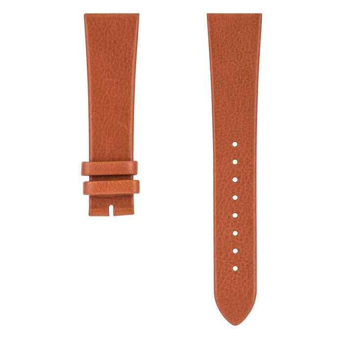 SE20/16-03 SWEDISH Brown Reindeer Leather Strap | Squarestreet