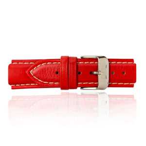 Leather Red-White | Gufo