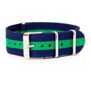 Leisure Blu Green Strap | Gufo