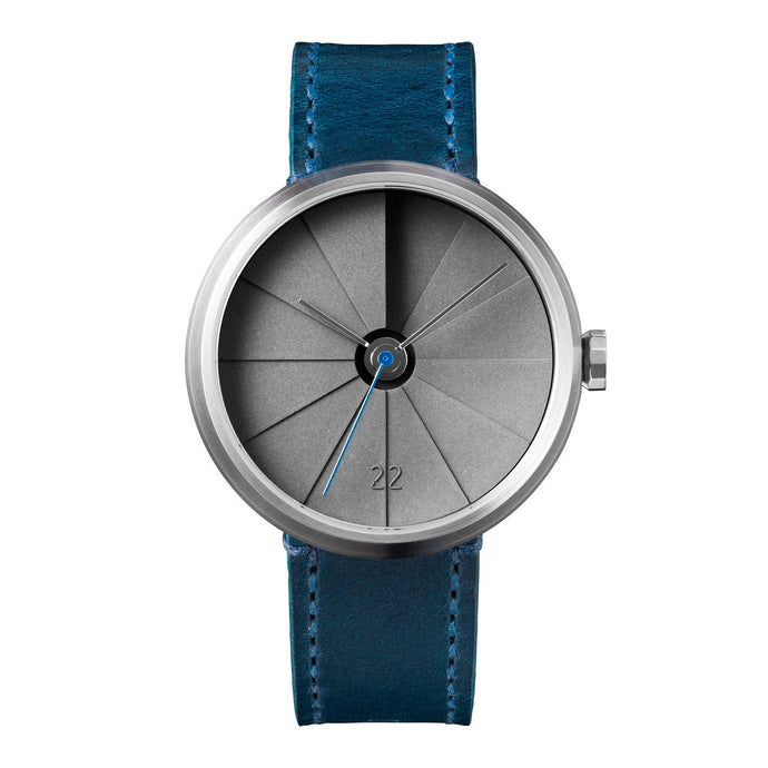 22Studio 4D Concrete Watch 42mm Harbour Edition
