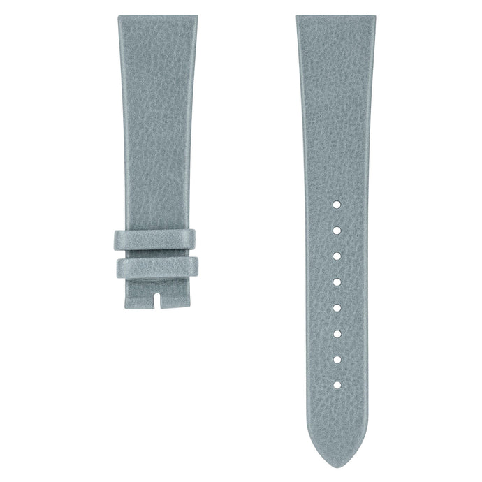 SE20/16-07 SWEDISH Light Blue Reindeer Leather Strap | Squarestreet