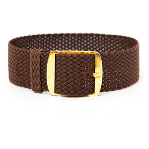 Braided Marroncino Strap | Gufo