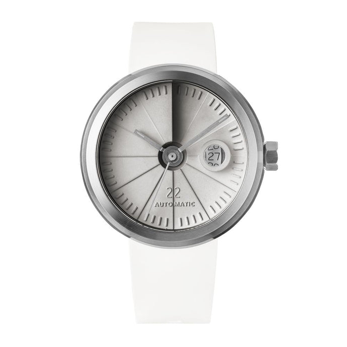 22Studio 4D Concrete Watch Automatic Daylight Edition