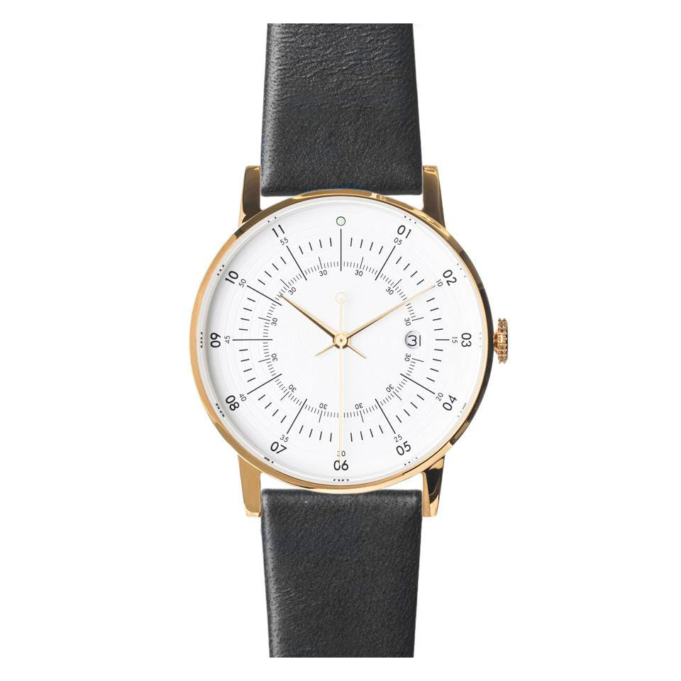 Squarestreet SQ38 Plano watch, PS-18