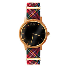 Load image into Gallery viewer, Gufo Black Tartan 3