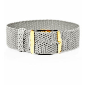 Braided Grey Strap | Gufo