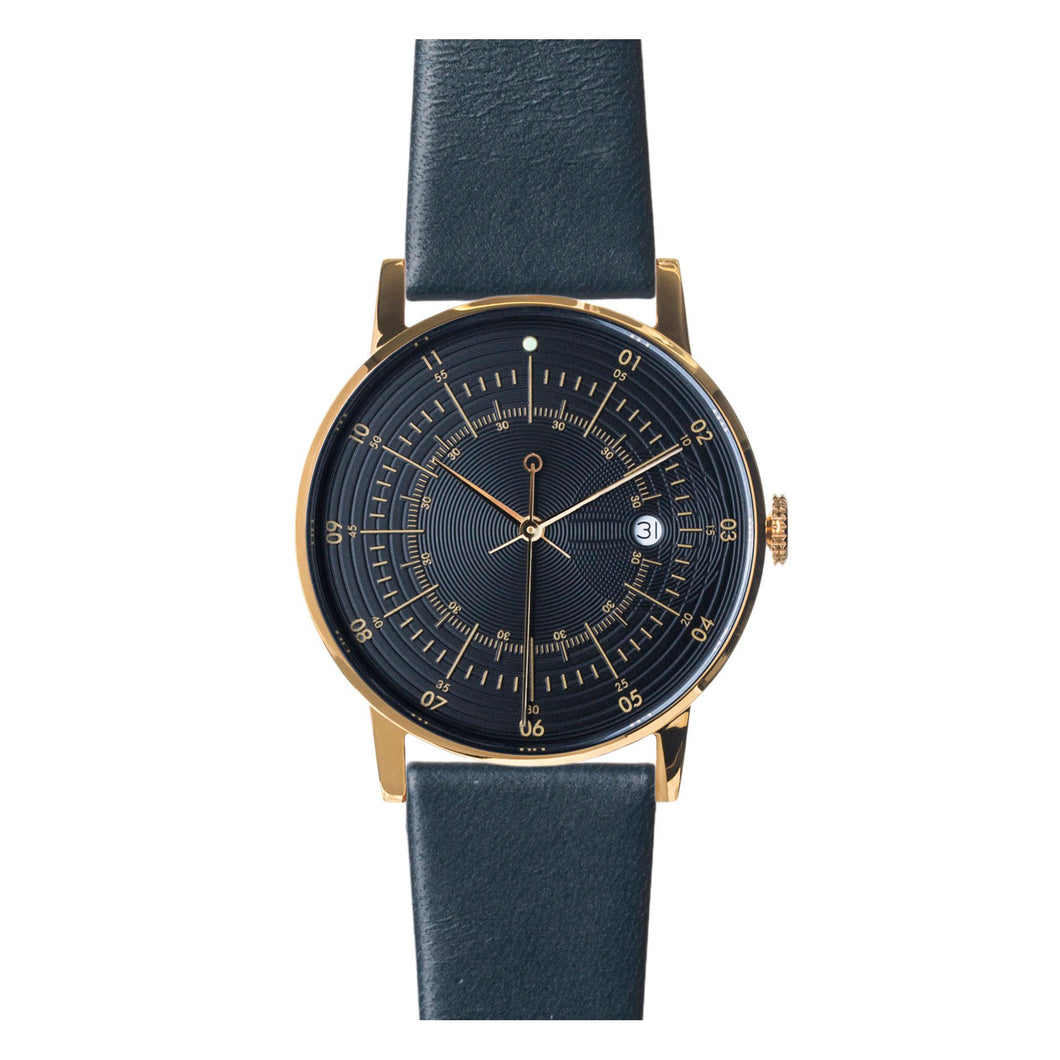 Squarestreet SQ38 Plano watch, PS-31