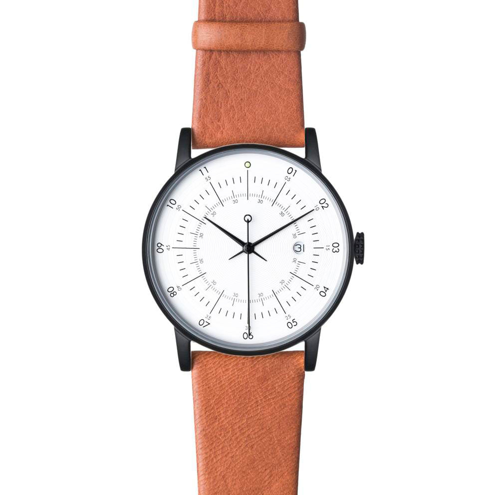 Squarestreet SQ38 Plano watch, PS-12