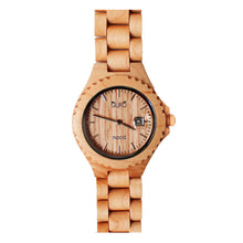 Load image into Gallery viewer, Gufo Mood – Wooden Watch