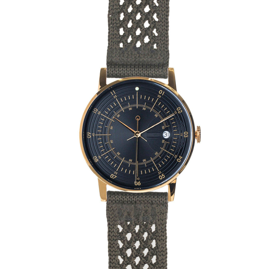 Squarestreet SQ38 Plano watch, PS-60
