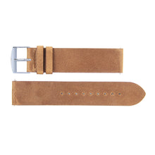 Load image into Gallery viewer, Watch strap brown leather | Gustave & cie