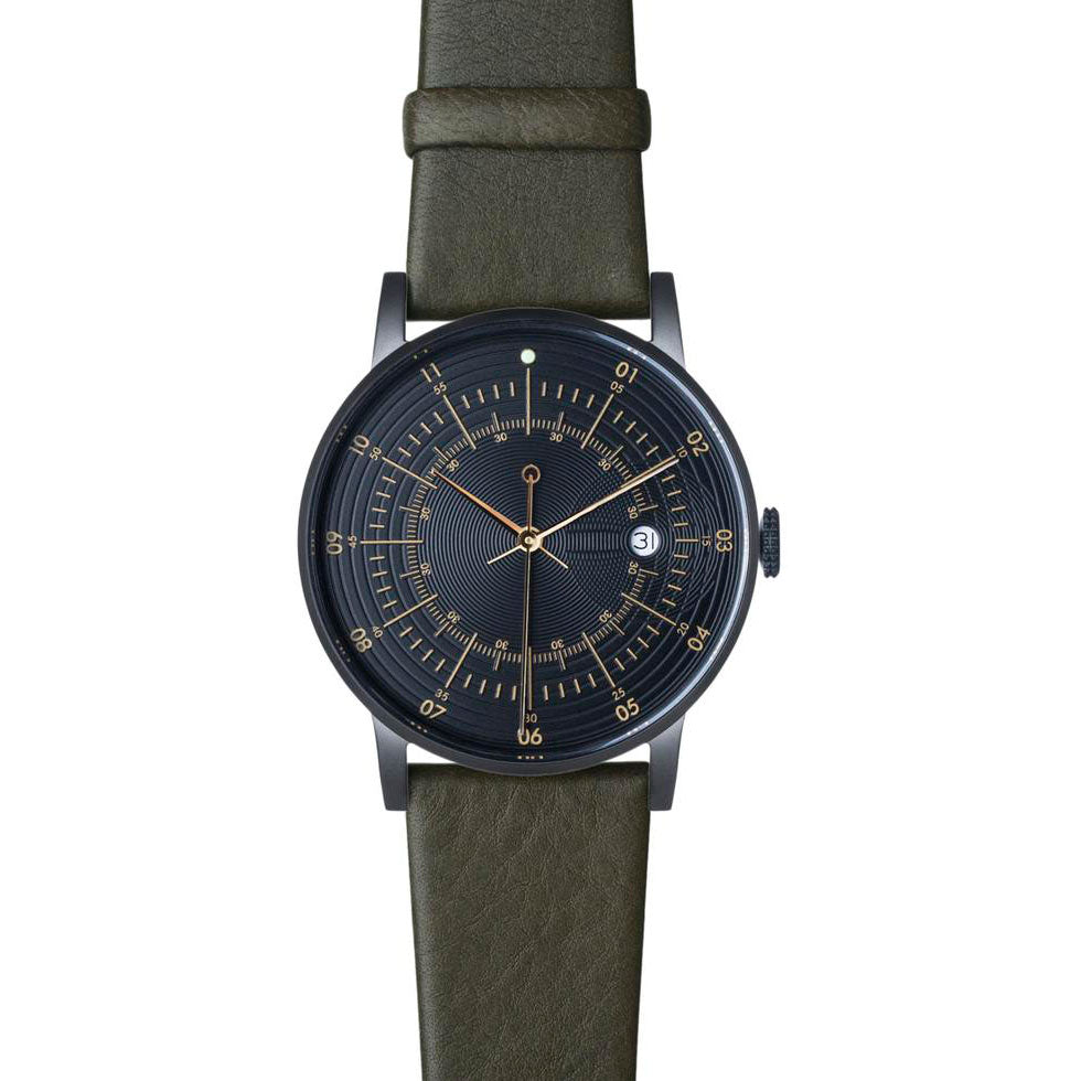 Squarestreet SQ38 Plano watch, PS-25