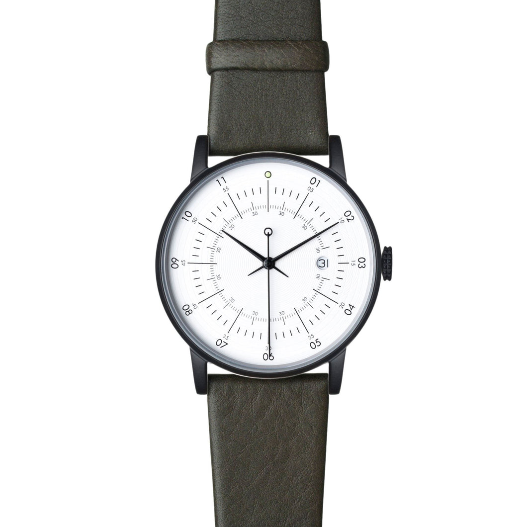 Squarestreet SQ38 Plano watch, PS-28