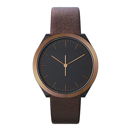 Normal Timepieces Hibi Ø38 Men's H22-L18BR