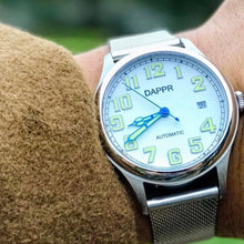 Load image into Gallery viewer, Dappr Vintage Pilot Automatic - Classic