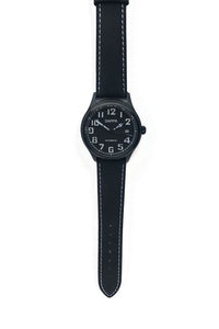 Dappr Vintage Pilot Automatic - Phantom Black