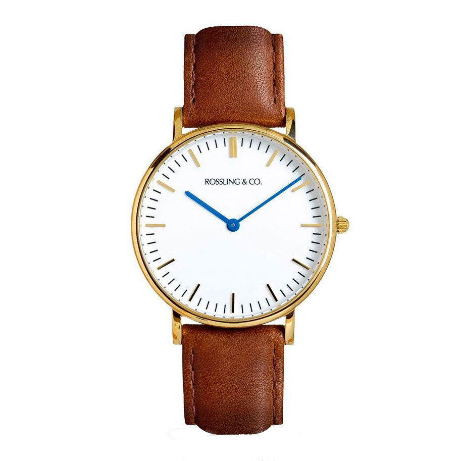 Rossling & Co. Continental 36 mm - Gold