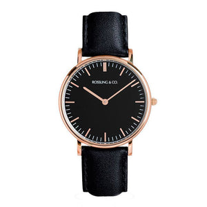 Rossling & Co. Continental 36 mm - Gold Black