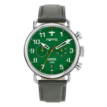 Load image into Gallery viewer, Ferro & Company Airborne Green Dial