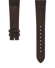 Load image into Gallery viewer, SE20/16-04 SWEDISH Dark Brown Reindeer Leather Strap | Squarestreet