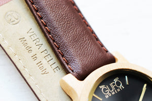 Leather Brown | Gufo
