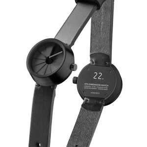 22Studio 4D Concrete Watch 30mm Shadow Edition