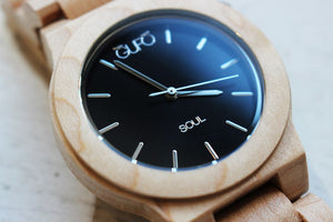 Gufo Soul – Wooden Watch
