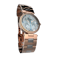 Load image into Gallery viewer, Stranger Lady Mother of Pearl – Rose Gold