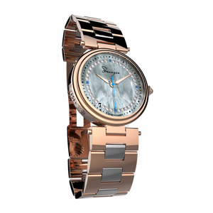 Stranger Lady Mother of Pearl – Rose Gold