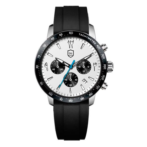 Nine Four Culture Chronograph Arabic - Panda Dial Sport