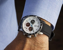 Load image into Gallery viewer, Nine Four Culture Chronograph Arabic - Panda Dial Sport