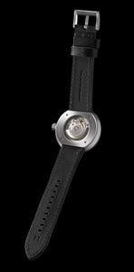 22Studio 4D Concrete Watch Automatic Signature Edition Stainless Steel Look