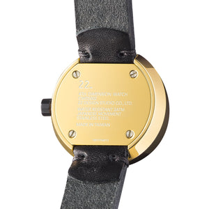 22Studio 4D Concrete Watch 30mm Jazz Edition