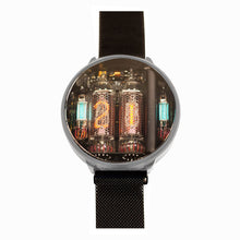 Load image into Gallery viewer, NIWA Nixie Watch 2.0 - Grey