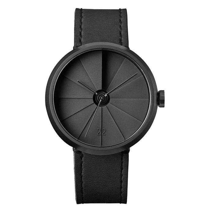 22Studio 4D Concrete Watch 42mm Shadow Edition