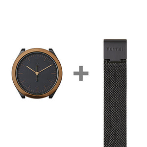 Normal Timepieces Hibi Ø32 H02-M15BL