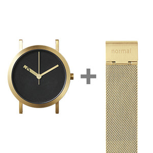Normal Timepieces Extra Normal Grande EN24-M20GO
