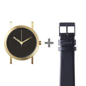 Normal Timepieces Extra Normal EN08-L18BL