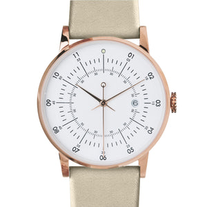 Squarestreet SQ38 Plano watch, PS-102