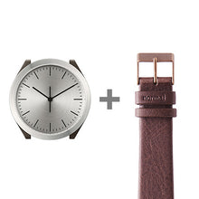 Load image into Gallery viewer, Normal Timepieces Hibi Ø38 Men's H21-L18BR