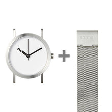 Load image into Gallery viewer, Normal Timepieces Extra Normal EN01-M18SS