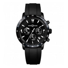 Load image into Gallery viewer, Nine Four Culture Chronograph Sport Arabic - Black/White