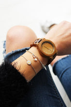 Load image into Gallery viewer, Gufo Desire – Wooden Watch