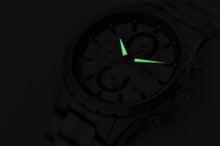 Load image into Gallery viewer, Jiusko Men's, Sport, Chrono, Quartz, Tachy, 100M, 62LS01