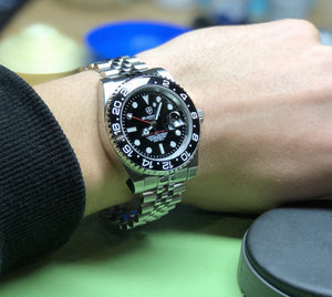 Blackout Concept GMT Driver H7-10 Automatic