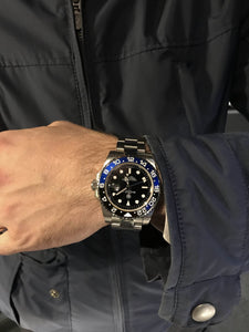 Blackout Concept GMT Driver H7-3 Automatic