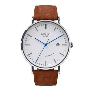 Rossling & Co. Continental Automatic - Suede