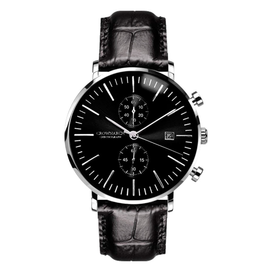Crownarch Chrono S-1 Leather