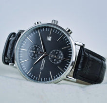 Load image into Gallery viewer, Crownarch Chrono S-1 Leather
